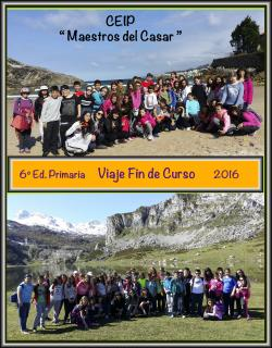 Viaje fin de curso 2016